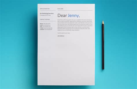 9+ Free Google Docs Cover Letter Templates to Download