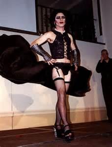 Rocky Horror Frank N Furter Costume