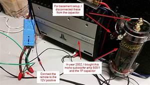 Diy Mancave Using Computer Power Supply For Car Audio  Jl 12 U2033 W6v2  In Basement  U2013 Diyable Com
