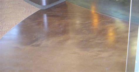 Westcoat Liquid Dazzle Transforms Concrete Office Floor