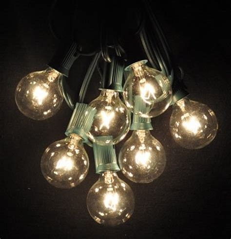 review 100 foot globe patio string lights set of 100 g40