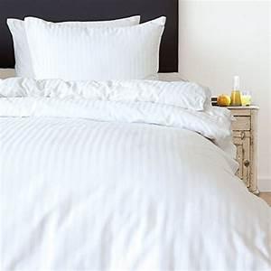 Bettwäsche 155x220 Weiß : sch ne bettw sche aus satin wei 155x220 von hnl group bv bettw sche ~ Yasmunasinghe.com Haus und Dekorationen