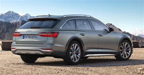 2020 the audi a6 2020 audi a6 allroad quattro the best of both worlds