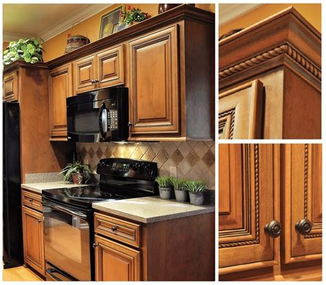 upgrade  select cherry wood cabinets american wood reface