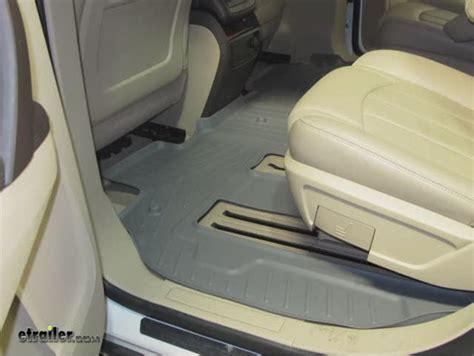 weathertech    row rear auto floor mat tan