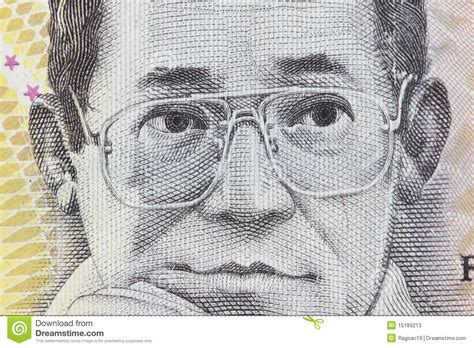 Ninoy Aquino Of 500 Philippine Peso Royalty-Free Stock ...