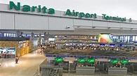 Narita International Airport - Tokyo 4K - YouTube