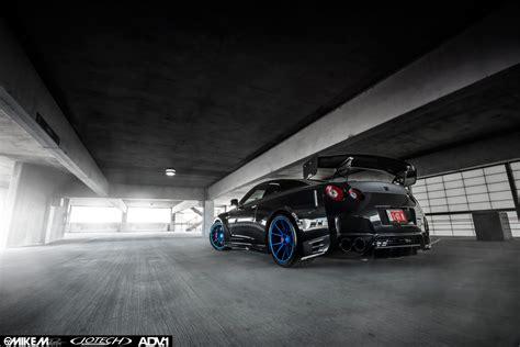 nissan gtr jotech mv cs wheels adv wheels