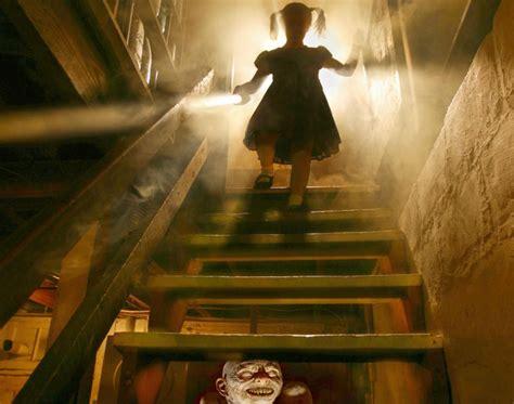 basement  horror photography artist