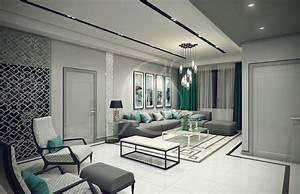 Modern, Arabic, House, Design