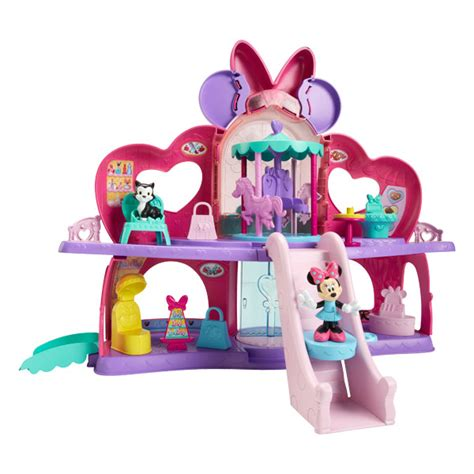 la cuisine de minnie minnie shopping de rêve fisher price king jouet