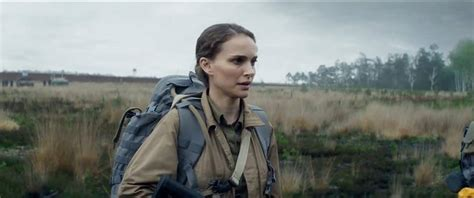 Annihilation Natalie Portman  Film Reviews, Interviews