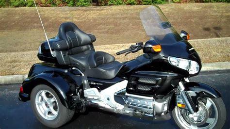 Honda Goldwing Trike Motorcycle For Sale
