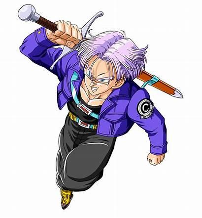 Vs Trunks Future Gohan Chamber Pre Goku