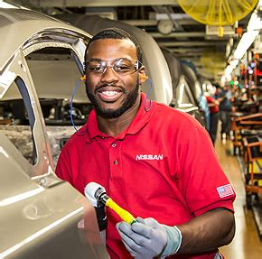 Yates Nissan by Yates Services Nissan In Automotive Assembly