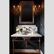 Beautiful Powder Room  Home  Powder Rooms Pinterest
