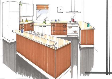 dessiner sa cuisine comment dessiner une cuisine