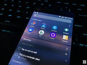 Arrow Launcher update lets you sync files between your ...