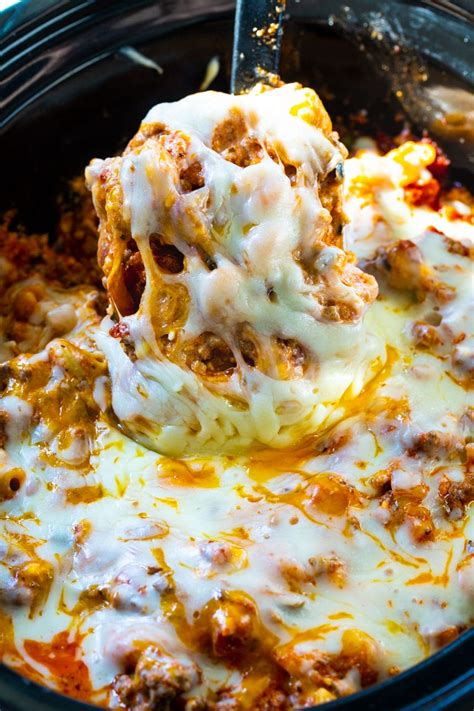 crock pot homestyle ground beef casserole spicy southern