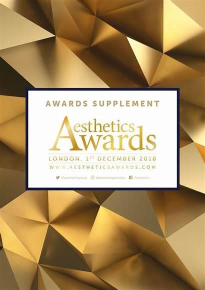 Supplement Awards Aesthetics