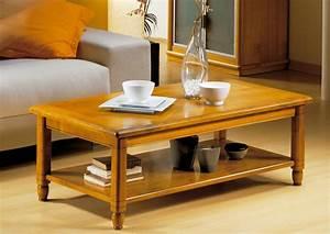 Table De Salon Carrée : acheter votre table de salon carr e plateau bois chez simeuble ~ Teatrodelosmanantiales.com Idées de Décoration