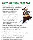 Image result for Short Christmas Jokes for Seniors