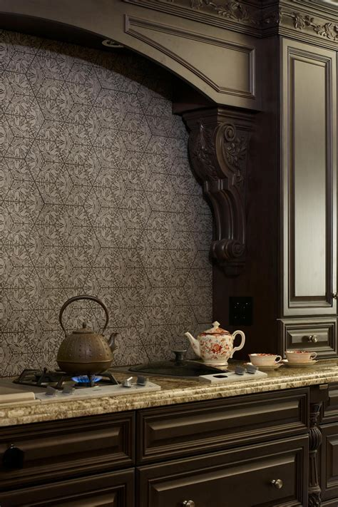 patterned tiles for kitchen photos hgtv 4108