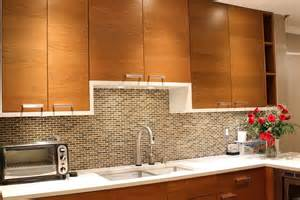 Laminate Kitchen Backsplash Kitchen Gorgeous Kitchen Design Ideas With Brown Wood Kitchen Cabinet Including White