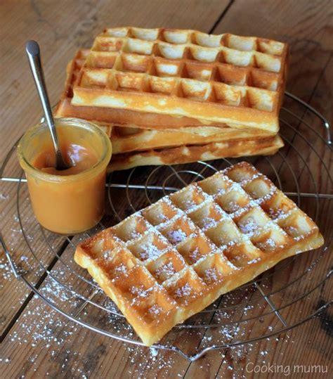 recette de cuisine belge gaufres comme à la foire femmes magazine