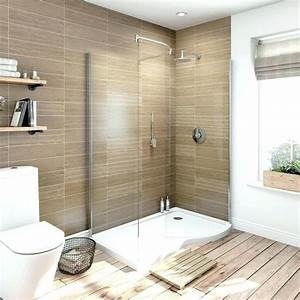 Modele Salle De Bain Avec Douche Italienne : modele de douche exemple deco salle de bain carrelage ~ Premium-room.com Idées de Décoration