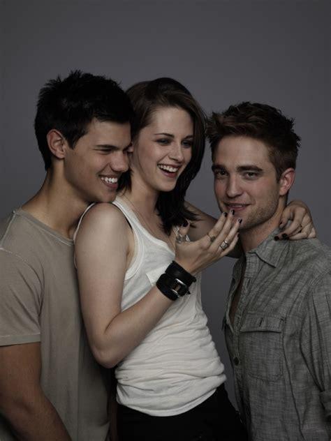Taylor Lautner Robert Pattinson