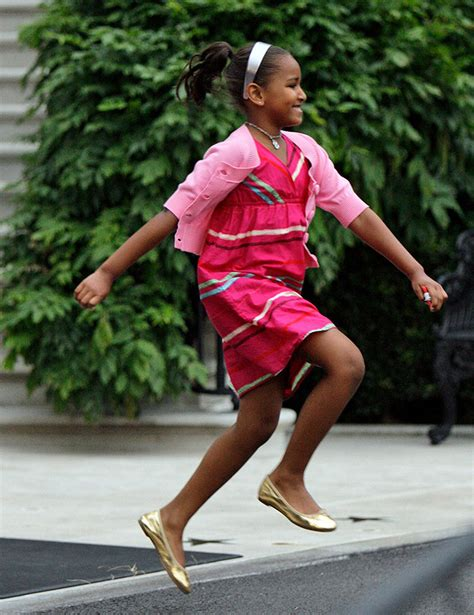 Sasha Obama's Birthday: A Look at Her Best Shoe Style Over ...