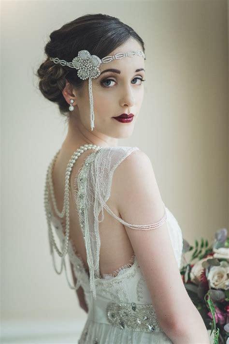 Glamorous Gatsby Inspiration For A 1920s Wedding Theme