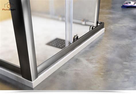 box doccia 3 lati cristallo box doccia 3 lati 70x90x70 cristallo stato apertura