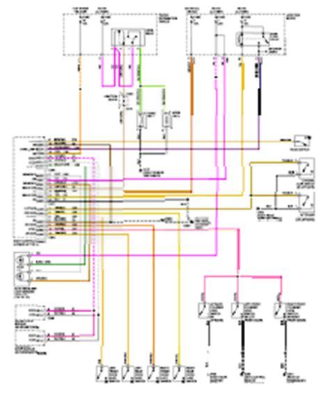 1996 jeep grand laredo anti theft system wiring diagram circuit wiring diagrams