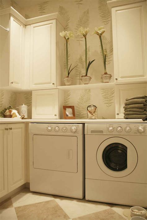 laundry room corner cabinet vintage laundry room decor this for all