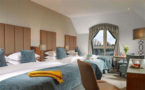 Family Bedroom by Family Rooms Castleknock Hotel Family Friendly Hotel