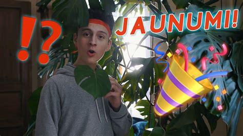 JAUNUMI! - YouTube