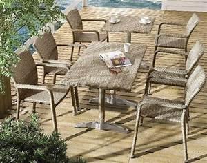 Sunfun Gartenmöbel Hersteller : gartenstuhl carlos farbe beige grau terasengestaltung und gartenm bel ~ Pilothousefishingboats.com Haus und Dekorationen