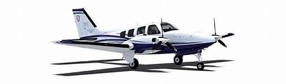 Baron Beechcraft G58 Aircraft Special Missions