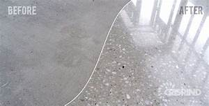 Concrete polishing grinding services brisbane gold coast for Can you polish old concrete floors