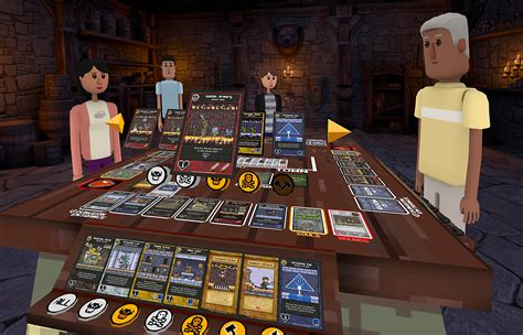 Successfully kickstarted back in november of last year after exceeding its requesting funding amount by almost 18 times the original goal, it's been available for purchase since around february. Boss Monster Card Game Comes to AltspaceVR - VRFocus