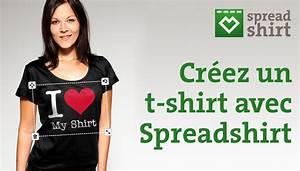 Créer Son Tee Shirt : tee shirt personnalis cr er son tee shirt spreadshirt ~ Melissatoandfro.com Idées de Décoration