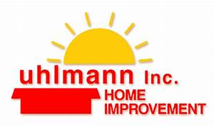 general contracting uhlmann home improvement logo