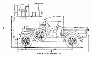 U00bb Ford Model A Body Dimensions  U00bb Motor Mayhem