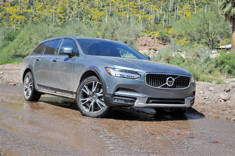 2017 Volvo V90 Cross Country First Drive Review The Wagon