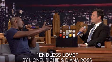 We have 'Endless Love' for Idris Elba, Jimmy Fallon's duet ...