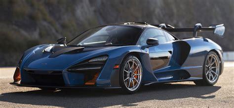 SuperCarWorld: 2019 McLaren Senna | Senna, Mclaren, Mclaren road car