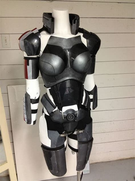 Mass Effect 3 N7 Armor Template by Rifles Armors And Need To On
