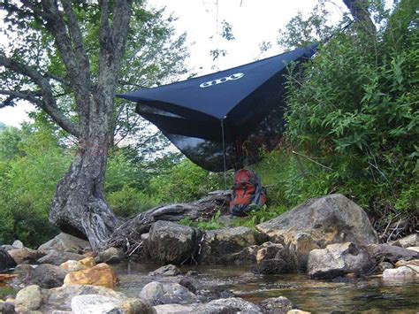 Hammock With Fly And Bug Net by Eagles Nest Outfitters Eno Guardian Bug Net Osograndeknives